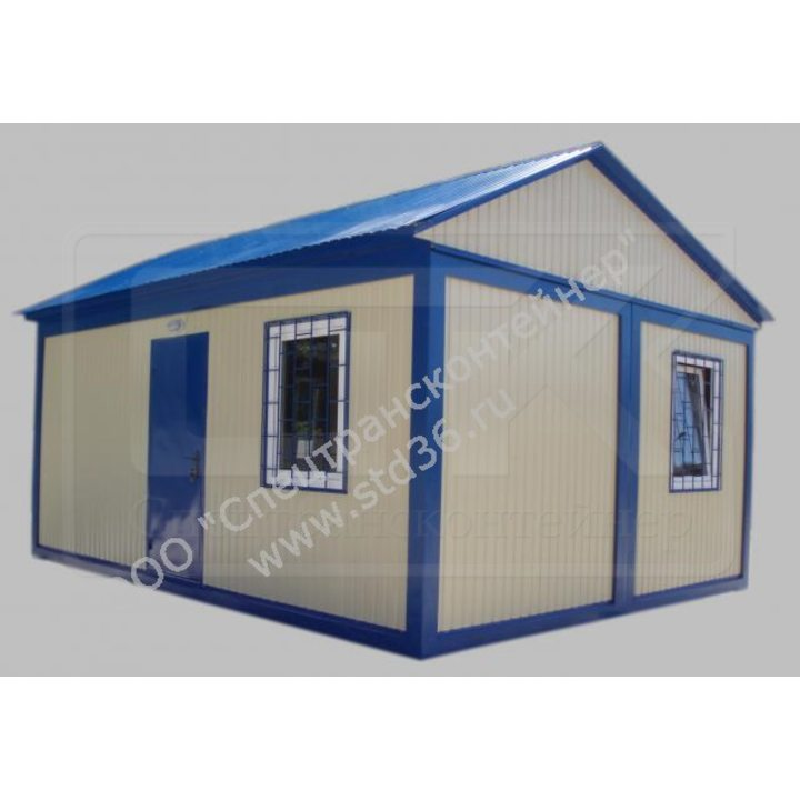 Модульное здание МЗО-001