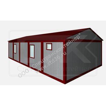 "Модульное здание ""АБК-004"" 6/12 м"